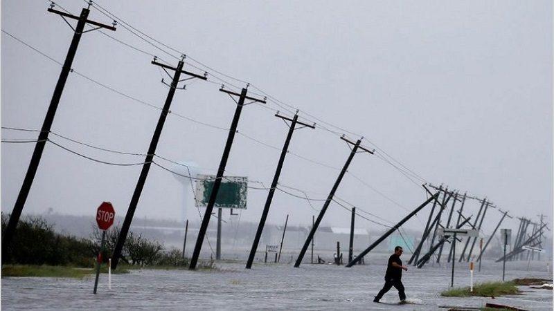 Declaran emergencia en Louisiana (EE. UU.) por el paso de Harvey