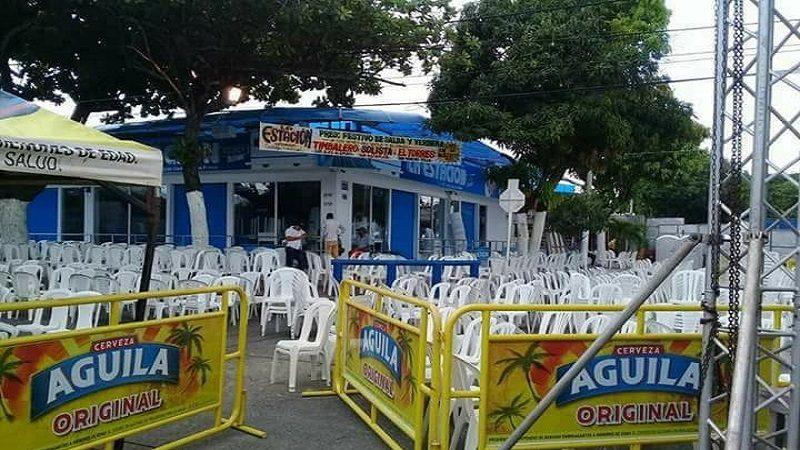 Distrito cierra estadero La Estación de la 8, por tener presencia de menores