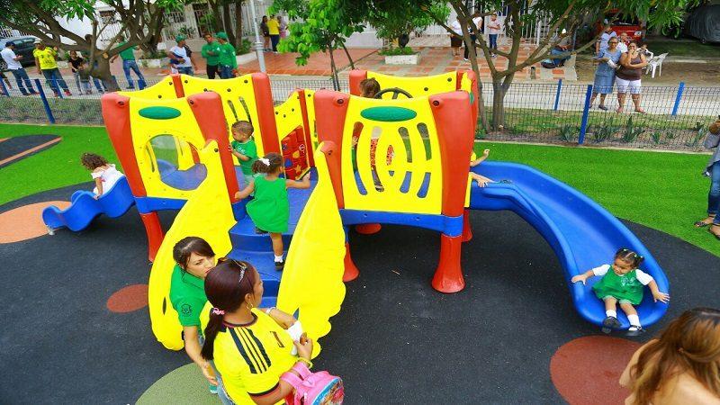 En Ciudadela 20 de Julio Alcalde Char entregó Parque Guadalupe para 56.000 personas