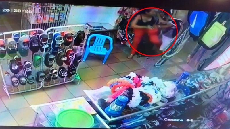 En el barrio Santa María se roban hasta las cámaras de seguridad