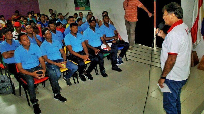 En marcha la Escuela de Iniciación y Formación Deportiva en Baranoa