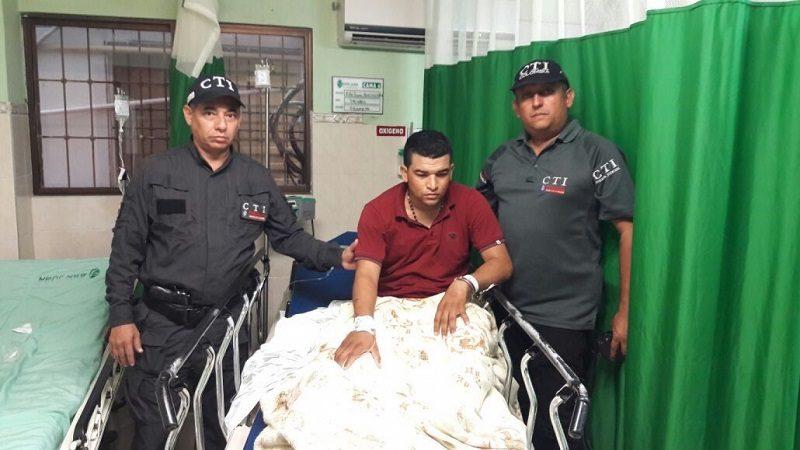 Envían a la cárcel a presunto asesino de agente de CTI Sergio Medina