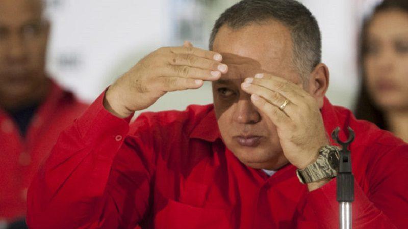 Firma que sobornaba a Diosdado Cabello tiene contrato con Odebrecht