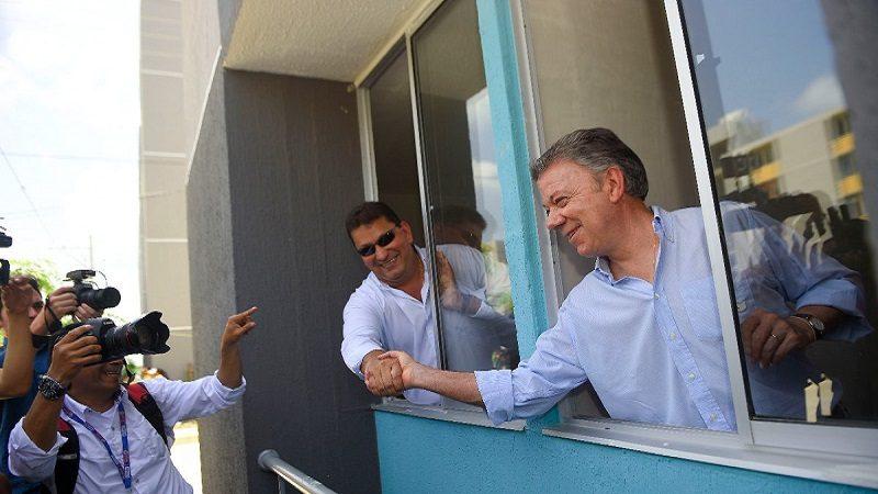 Gobierno entregó 120 viviendas en Ciudad Caribe Verde, en Barranquilla