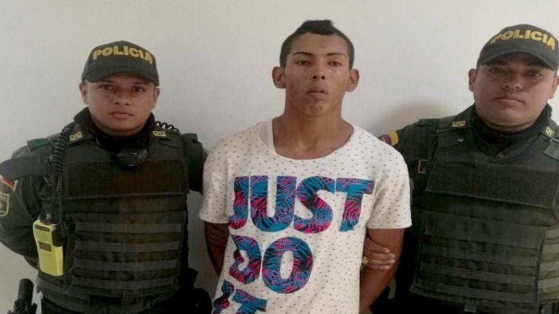 Hombre rompe récord de capturas en Barranquilla