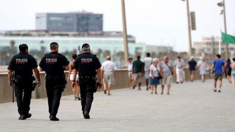 Los terroristas preparaban uno o varios atentados inminentes con explosivos en Barcelona