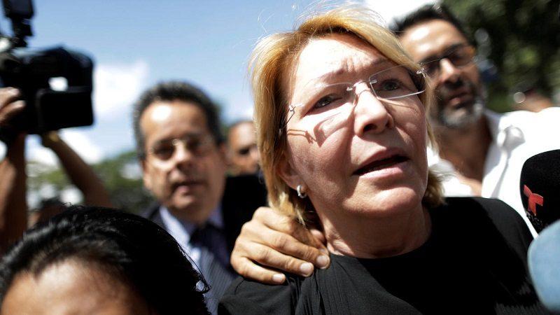 Maduro acusa a Fiscal Luisa Ortega por 1