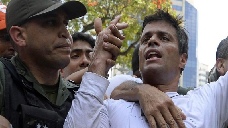 Maduro ordenó encarcelar de nuevo a Leopoldo López y Antonio Ledezma