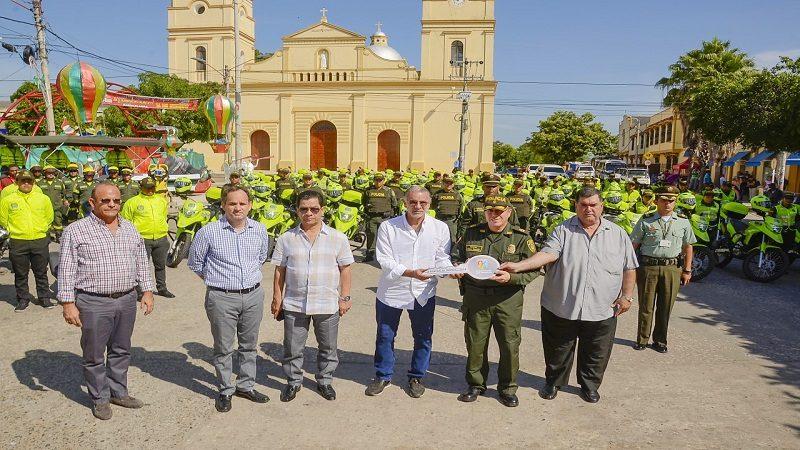 Nueva sede del Comando de la Policía del Atlántico será construida en Sabanalarga
