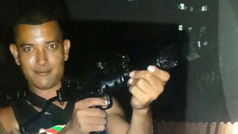 Policía abatió a jefe de sicarios de Digno Palomino en Barranquilla