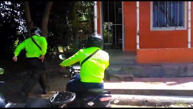 Policía dio duro golpe a los expendedores de droga en Malambo