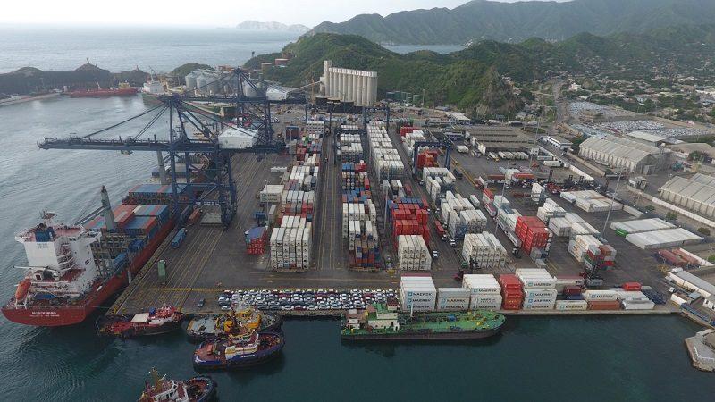 Puerto de Santa Marta, preparado para exportar aguacates a Estados Unidos