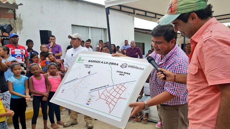 Rafael Lafont parece un carrito de Google Maps, conoce toda Barranquilla