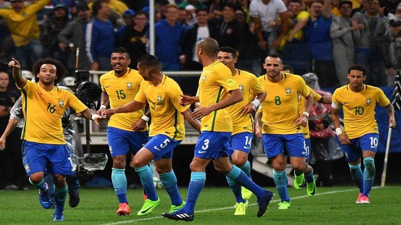 Selección de Brasil llegará a Barranquilla el 3 de septiembre