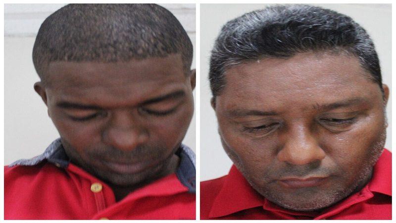 Tenían detención domiciliaria y estaban saqueando una casa en el barrio Villa Santos