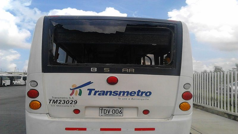 Tras acto vandálico, suspenden nuevamente ruta A5-3 La Central de Soledad