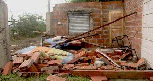Vendaval destechó más de 300 viviendas y dos colegios en Galapa y Juan Mina 1