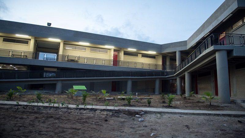 Calamar, Bolívar estrena colegio adaptado al cambio climático