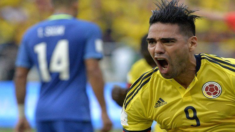 Colombia empato 1-1 con Brasil en el estadio Metropolitano