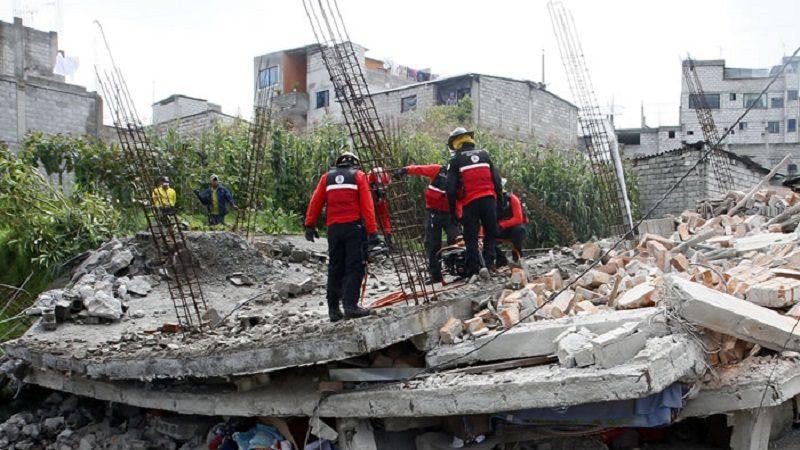 Colombia envía su equipo de búsqueda y rescate para afrontar emergencia en México