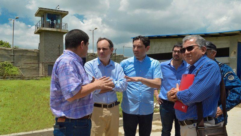 Distrito y Gobernación solicitan al Inpec 500 nuevos cupos carcelarios para el Atlántico
