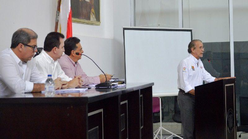 Gobernador Verano presenta 7 proyectos de ordenanza en inicio de extras de la Asamblea 1
