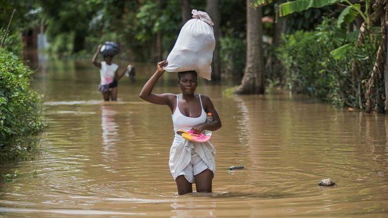 Huracán Irma causa primeros destrozos en Cuba 1