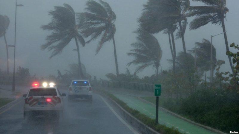 Huracán Irma deja al menos nueve muertos en su paso por el Caribe