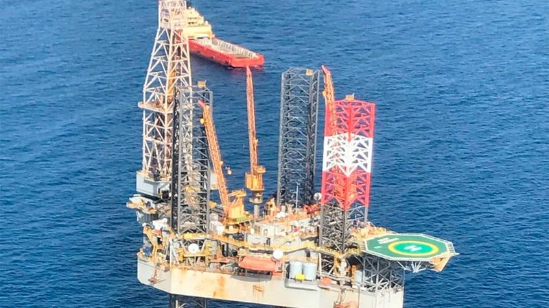 Inicia perforación de primer pozo petrolero costa afuera operado por Ecopetrol