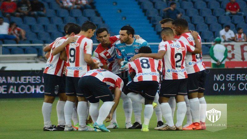Junior perdió 0-1 contra Cortuluá, sin 'Teo' y Chará