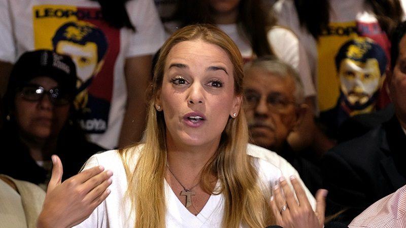 Lilian Tintori será imputada por dinero hallado en su camioneta