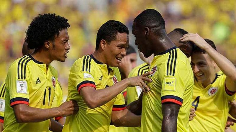 Regresa Bacca a la Selección y sigue el 'Cha-Teo' para enfrentar a Paraguay