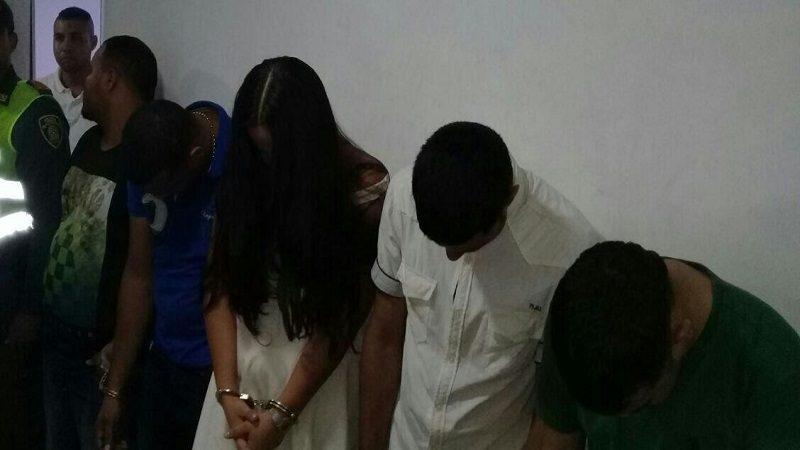 Robaron en un local en el barrio Los Andes y los capturaron por el GPS en San Isidro