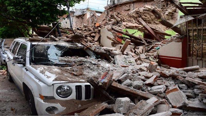 Terremoto en México deja al menos 250 muertos