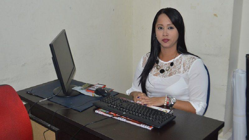 Alessa Ospino Polo, nueva coordinadora de la oficina de Programas Sociales de Malambo