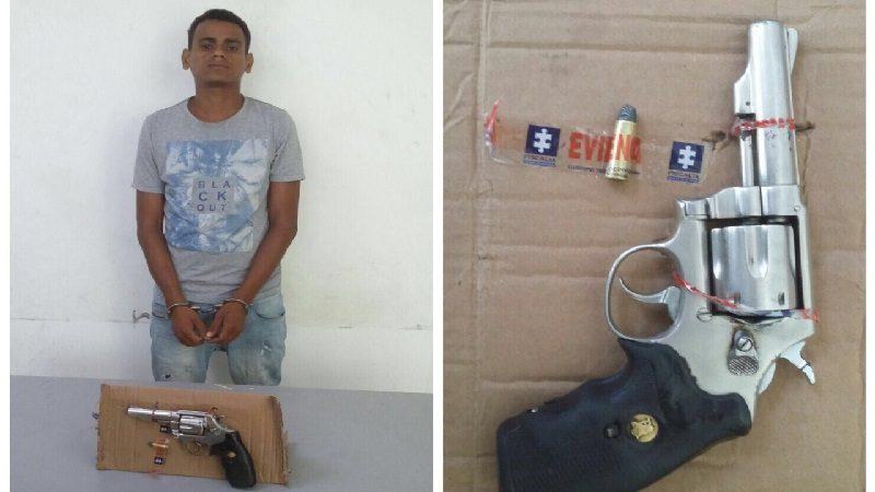 Capturan a hombre cuando asaltaba un bus de Sobusa en el barrio San Felipe