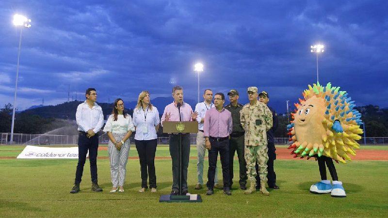 Colombia tendrá 690 deportistas en los Juegos Bolivarianos 1