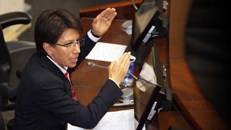 Denuncian que Senadora Claudia López acostumbra a hacer señalamientos sin pruebas