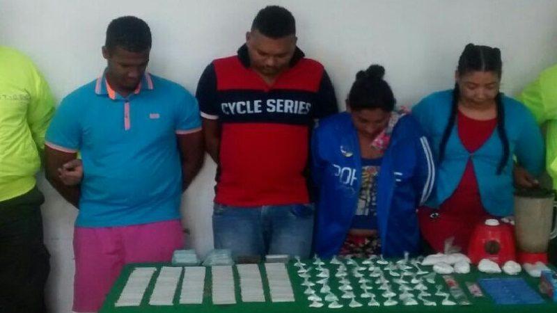 Desmantelan banda que vendía droga sintética a estudiantes universitarios en Barranquilla