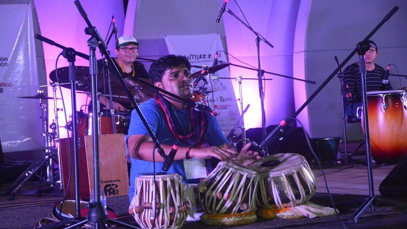 Drum Festival hizo retumbar los tambores en Barranquilla