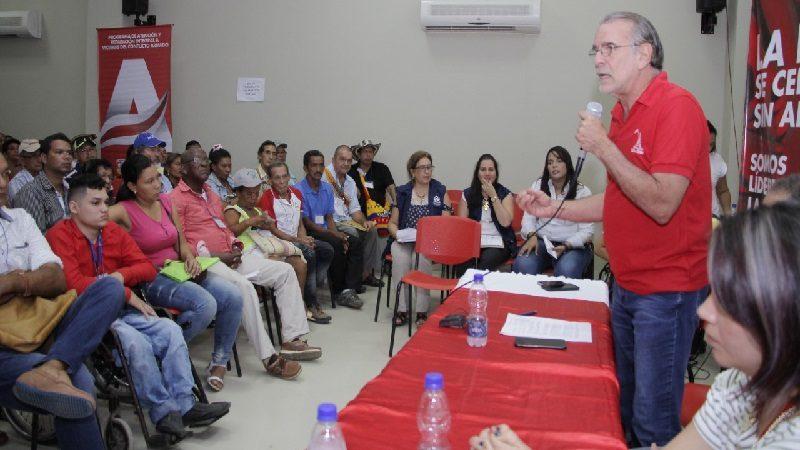 Eligen nueva Mesa Departamental de Víctimas en Atlántico