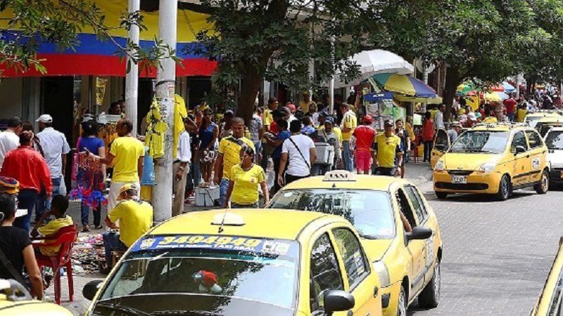 Establecen medidas de tránsito por el partido Colombia-Paraguay en Barranquilla