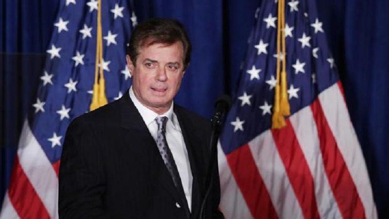 Exjefe de campaña de Donald Trump se entrega al FBI