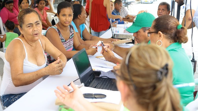 Feria Barranquilla Convive atendió benefició a más de 12 mil personas en septiembre