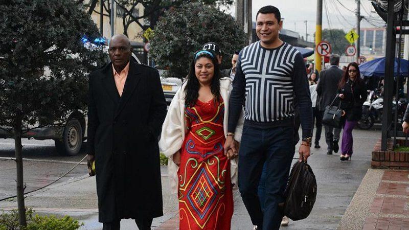 Fiscalía pedirá que Oneida Pinto regrese a la cárcel