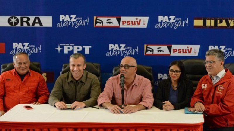 Oficialismo gana 17 gobernaciones en Venezuela, frente a cinco de la oposición