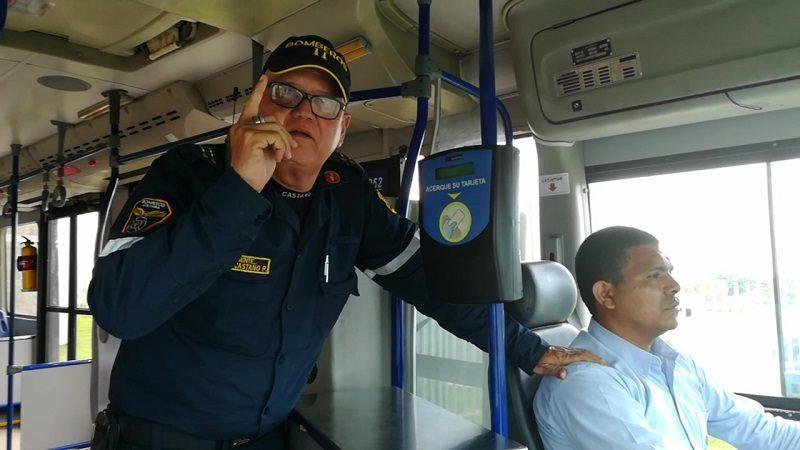 Preocupación por estado de los buses de Transmetro