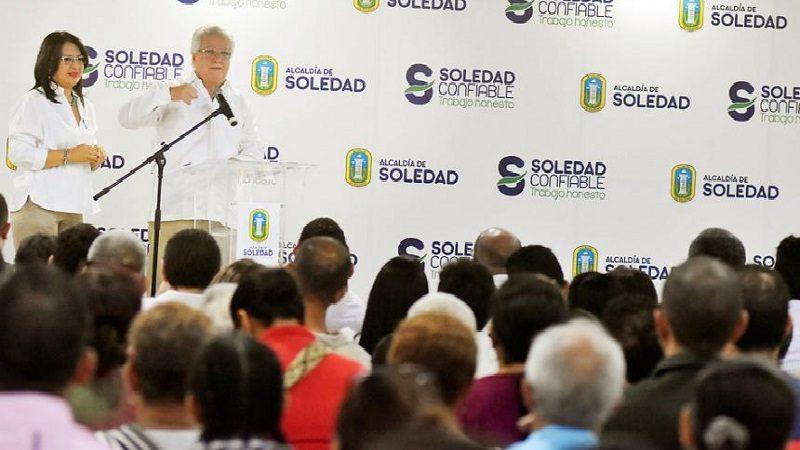 Alcaldía de Soledad realiza jornada de afiliación a EPS subsidiadas para 96 venezolanos
