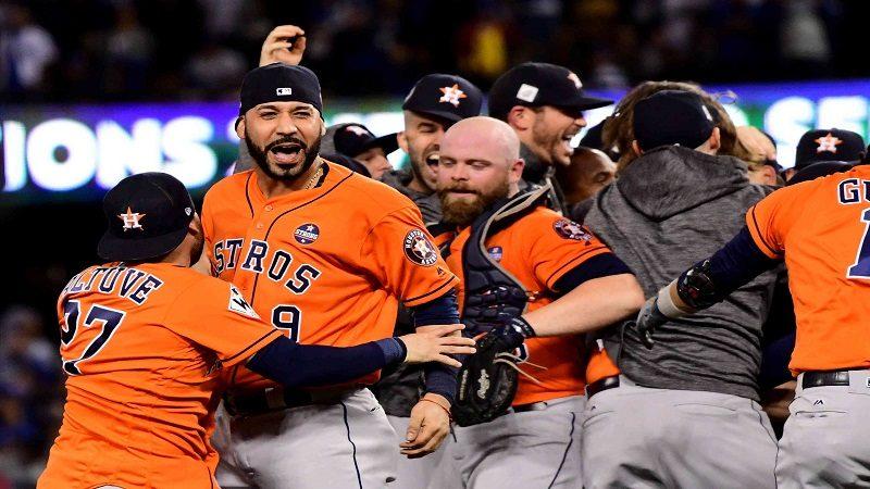 Astros de Houston, por primera campeón de una serie mundial de béisbol