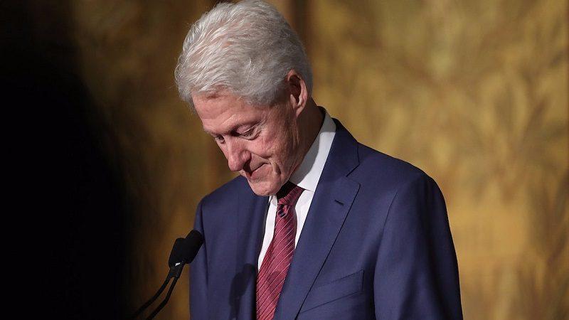 Bill Clinton, en la mira del debate sobre el abuso sexual en EE.UU.